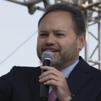 Jaime Slomianski, extitular de la Agencia de Gestión Urbana