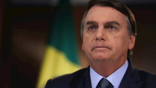 Fotografía del presidente de Brasil, Jair Bolsonaro. (Foto: EFE)