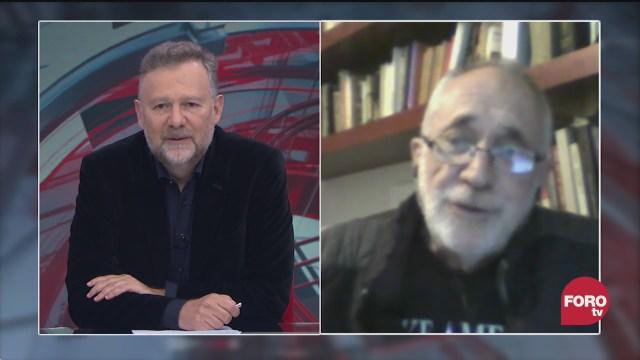 javier sicilia sobre la carta abierta enviada a amlo el análisis en Es la Hora de Opinar