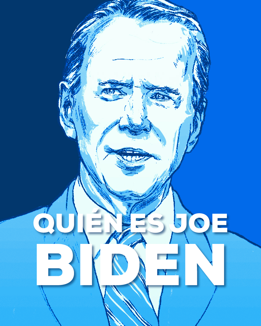 Joe Biden Candidato Presidencia Estados Unidos