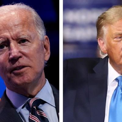 Joe Biden y Donald Trump, candidatos a la presidencia de Estados Unidos