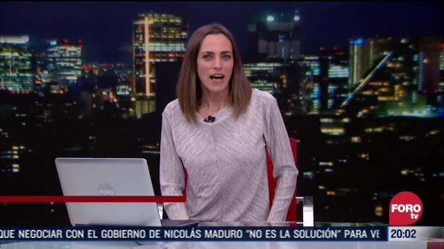 Las Noticias Ana Francisca Vega Programa Completo Forotv 24 Septiembre 2020
