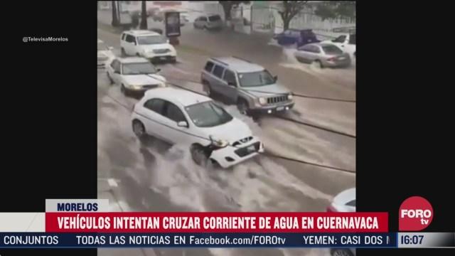 lluvia afecta viviendas de cinco municipios en morelos