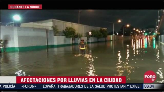 lluvias e inundaciones dejan dos muertos en cdmx