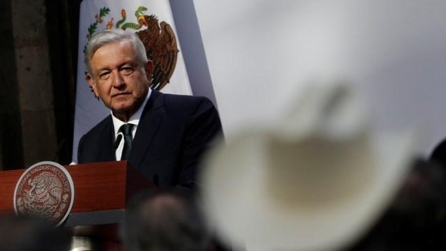 López Obrador en su segundo informe de gobierno