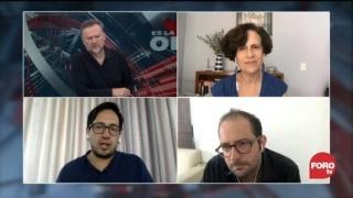 Leo Zuckermann, Denise Dresser, Pablo Majluf y Mario Arriagada analizan los ataques del gobierno de AMLO a Aguilar Camón y Krauze