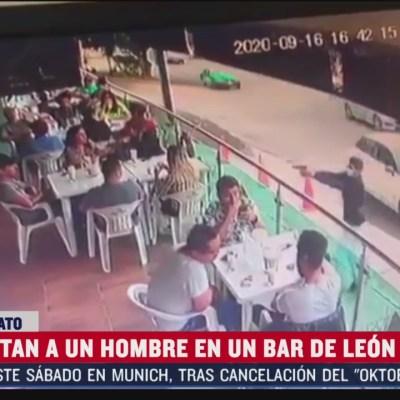 Matan a tiros a un hombre a plena luz del día en un bar