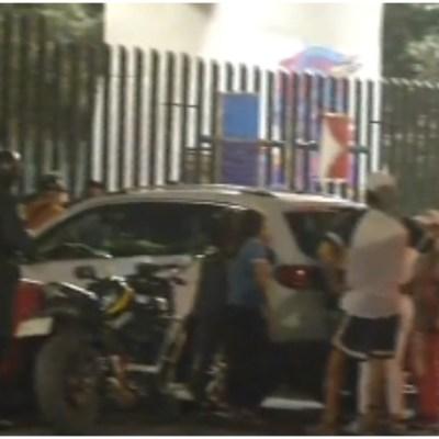 Matan a hombre tras balacera en parque de la alcaldía Azcapotzalco
