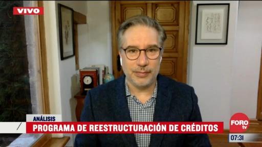 medidas para reestructurar creditos para deudores afectados por pandemia