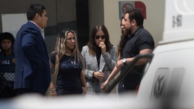 Mónica García Villegas, exdirectora del Colegio Rébsamen, declarada culpable de homicidio culposo