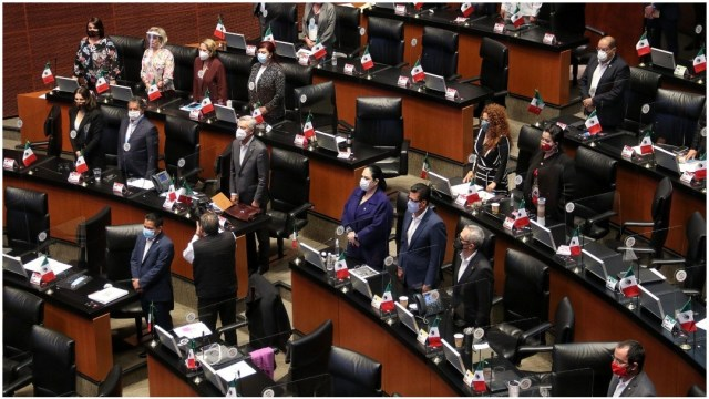 Senadores Conago