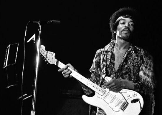 50 años sin Jimi Hendrix, mejor guitarrista de la historia