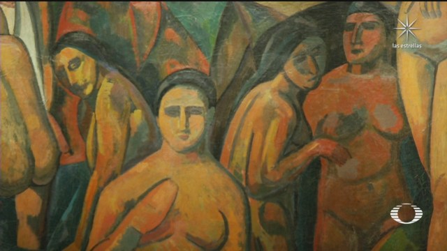 obra del pintor italiano amedeo modigliani llega al palacio de bellas artes