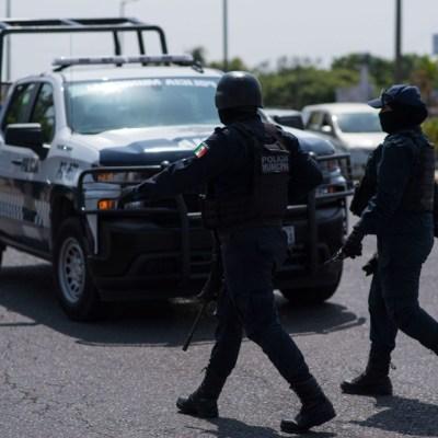 Rescatan-a-mujer-secuestrada-a-bordo-de-un-taxi-en-Veracruz