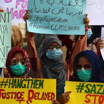 Indignación en Pakistán tras la violación en grupo de una mujer frente a sus hijos