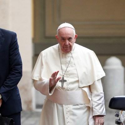 Papa Francisco recuerda a los migrantes que se ven obligados a huir como Jesús