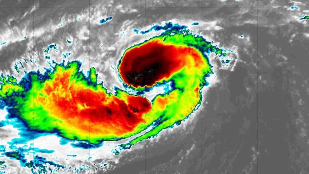 'Paulette' se convierte en huracán y avanza hacia Bermudas