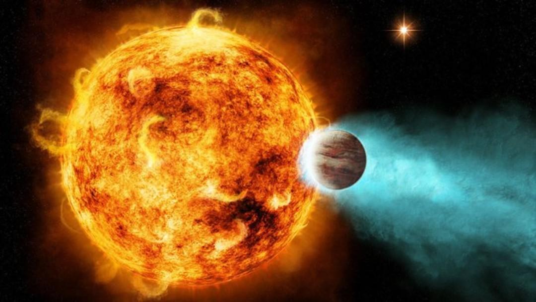 Descubren a Neptuno Ultra Caliente, un nuevo planeta a 260 años luz de la Tierra. (Foto: futuro360.com)