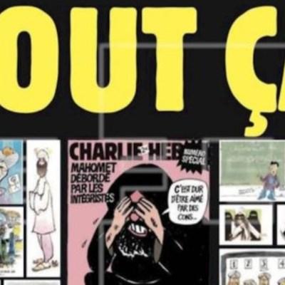 Charlie Hebdo publica la portada de Mahoma que originó ataque yihadista