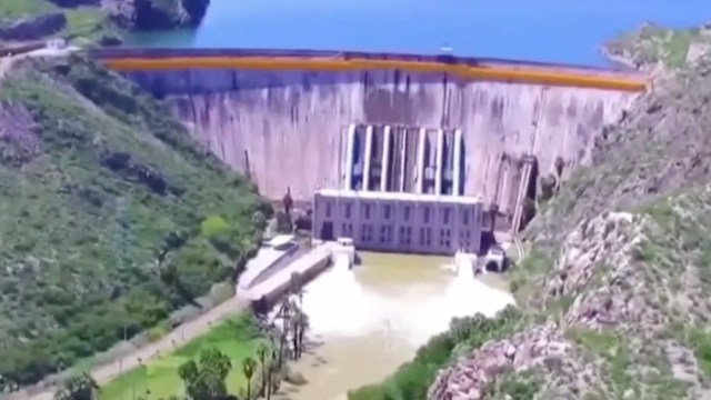 Segob y alcaldes de Chihuahua pactan mesa de diálogo sobre presa La Boquilla