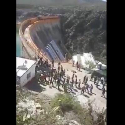 Investigan muerte de mujer tras protesta por extracción de agua en Chihuahua