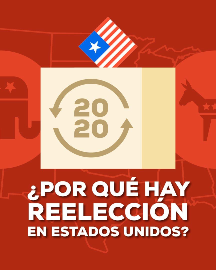 Reelección Presidencial Estados Unidos Imagen