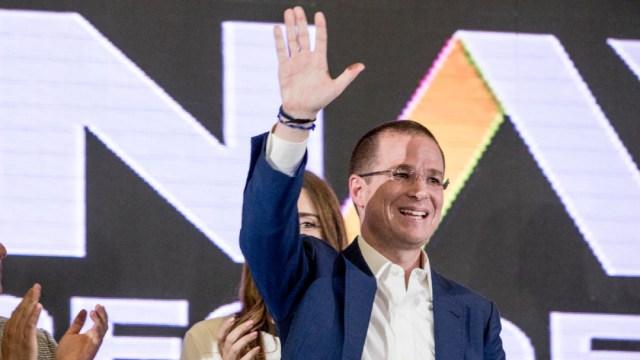 Ricardo Anaya Cortés es un político y abogado mexicano