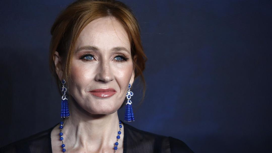 JK Rowling, Harry Potter, identidad de género