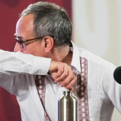 Saldo real de muertos por COVID-19 en México se conocerá en dos años: López-Gatell