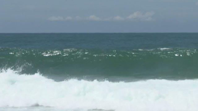 Tormenta tropical Julio en costas Guerrero