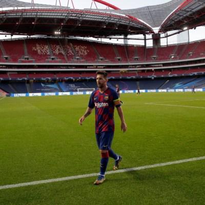 Messi se queda en el Barcelona, aseguran medios argentinos