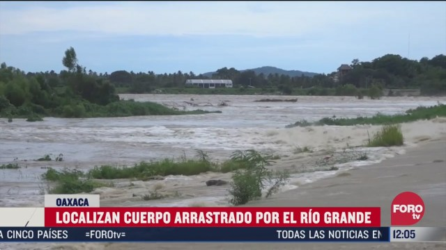 suman 11 muertos por temporada de lluvias en oaxaca