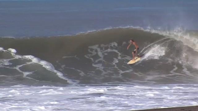 Boca de Pascuales es uno de los sitios más emblemáticos en el mundo para la práctica del surfing