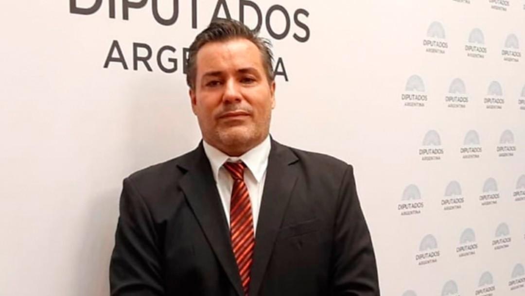 Suspenden a diputado argentino por escena sexual en plena sesión virtual