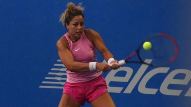 Tenista mexicana Renata Zarazúa