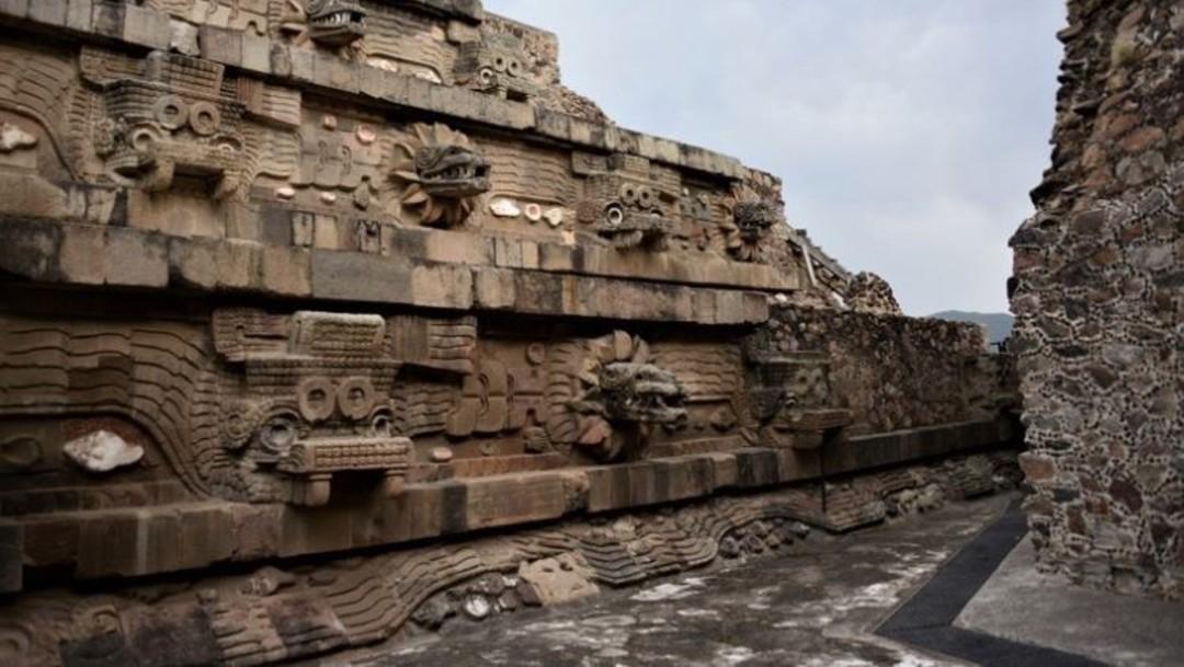 Sitio arqueológico de Teotihuacan