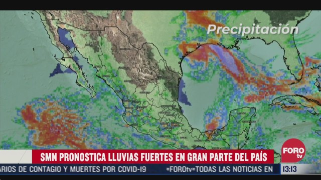 tormenta tropical lowell se aleja de las costas mexicanas