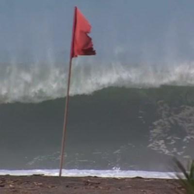 Tormenta tropical 'Marie' se fortalece a huracán categoría 1