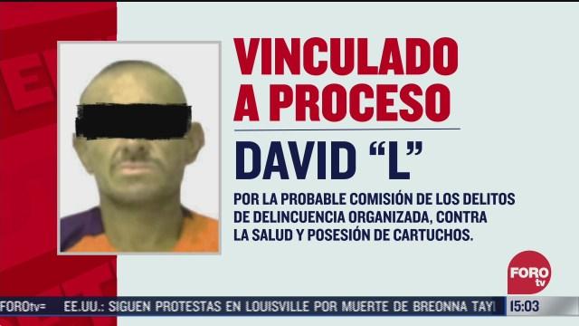 vinculan a proceso a homicida del juez ulises villegas