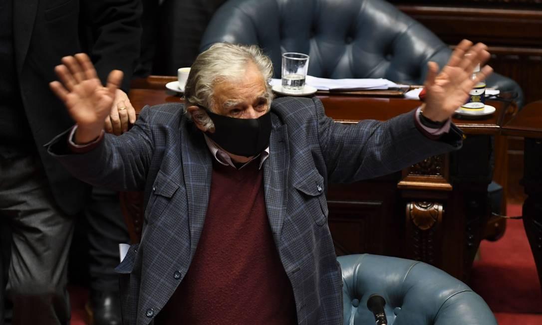 El discurso de despedida de Pepe Mujica; deja la política