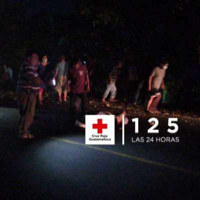 Accidente de tránsito en Guatemala deja 7 muertos y varios heridos