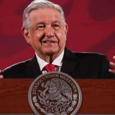 AMLO llama a respetar la sana distancia en las elecciones de Hidalgo y Coahuila