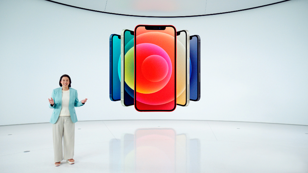 Apple presenta el iPhone 12, el primero compatible con redes 5G