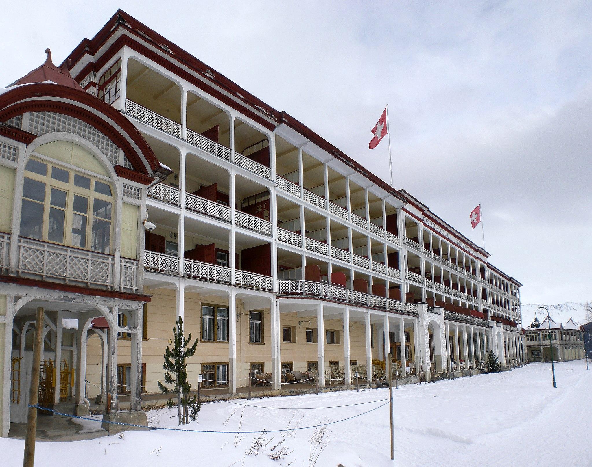 Arquitectura y pandemia: los sanatorios para la tuberculosis