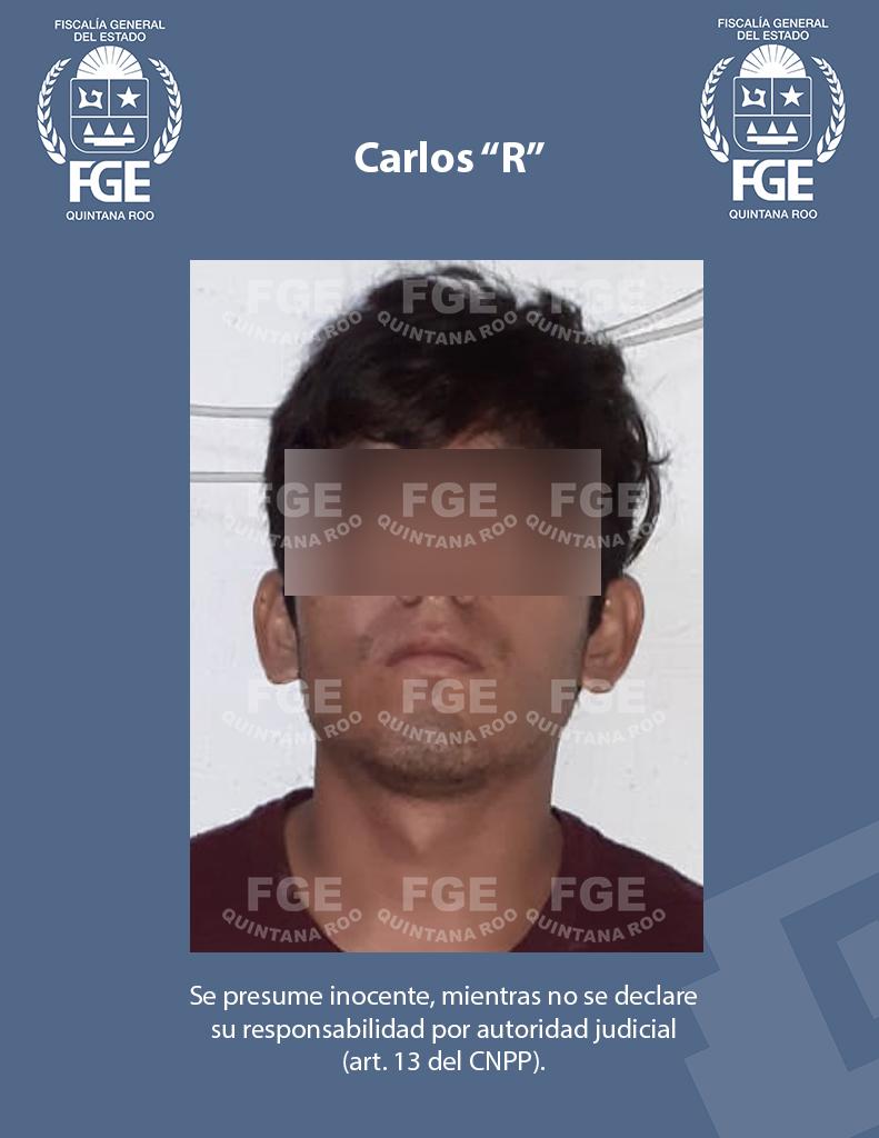 La Fiscalía General del Estado de Quintana Roo detuvo al padrastro de un bebé que murió en un hospital de Cancún tras ser violado