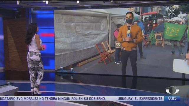 campesinos realizaran marchas en la cdmx
