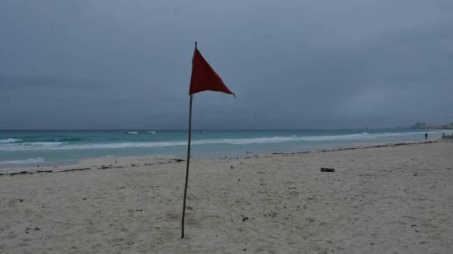 """Quintana Roo emitió la alerta amarilla en siete municipios ante la llegada de la tormenta tropical """"Delta"""""""
