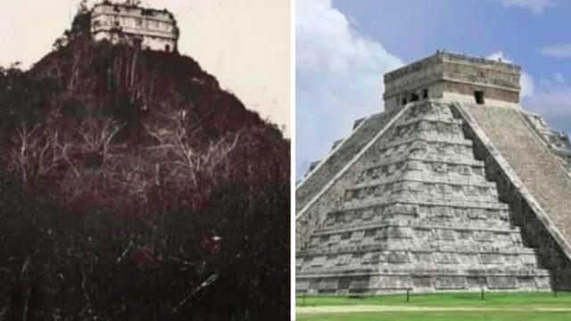 Fotos: mira el 'antes y después' de varios sitios del mundo a través de las décadas