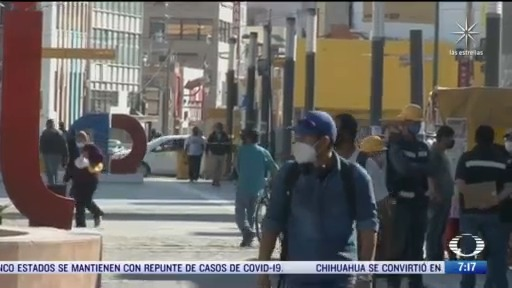 chihuahua vuelve a semaforo rojo por covid