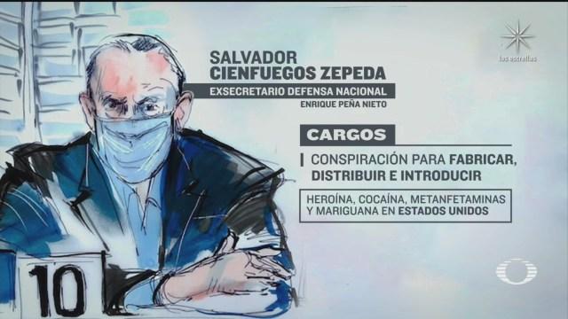 cienfuegos habria facilitado la accion del grupo criminal de los beltran leyva